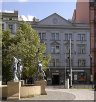 Cheap accommodation in Prague - Junior