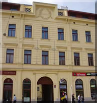 Cheap accommodation in Prague - Austria Suites