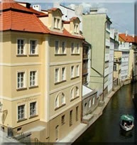 Cheap accommodation in Prague - Čertovka