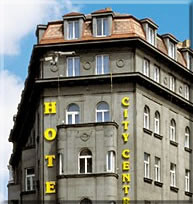 Cheap accommodation in Prague - City Centre