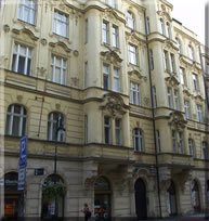 Cheap accommodation in Prague - Dlouha