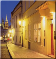 Cheap accommodation in Prague - Domus Henrici